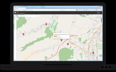 aplikacja WWW dla urzędu