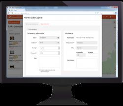 SZOP - aplikacja WWW